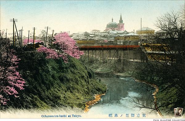 東京御茶ノ水橋