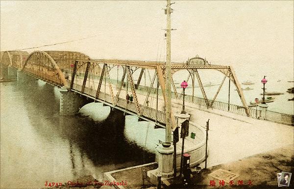 大阪天神橋