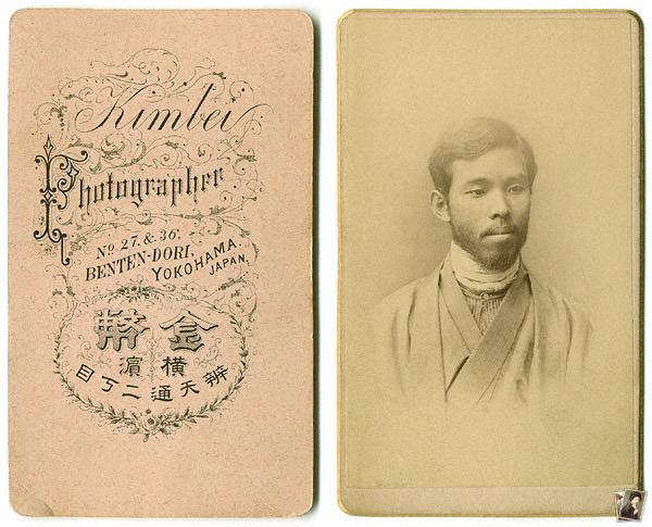 金幣写真館 名刺判写真
