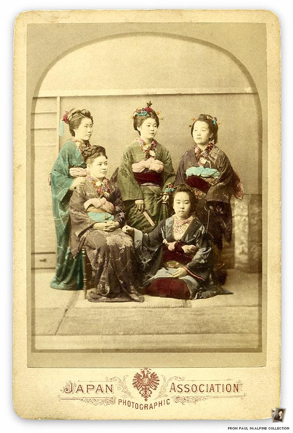 日本写真社 手札判写真