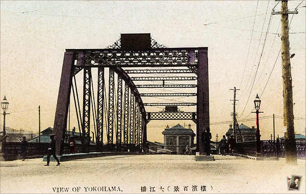 ガス灯 (大江橋際)